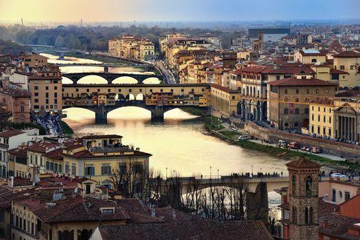 Ponte Vekkio, Florence, Italy