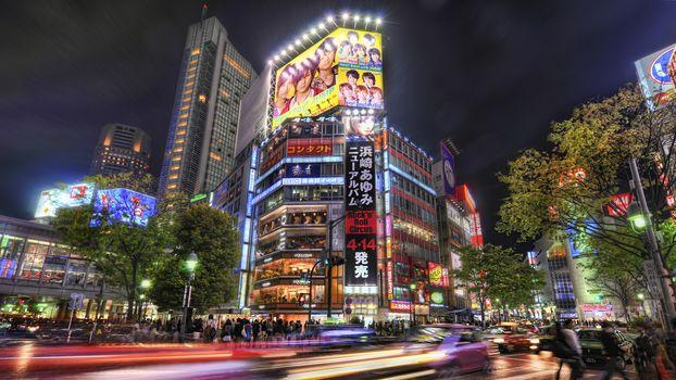Токио сити (4К, 30 шт)
