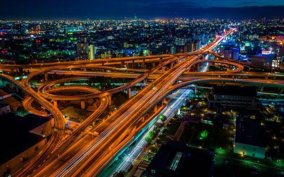Портовый город Осака (30 шт)