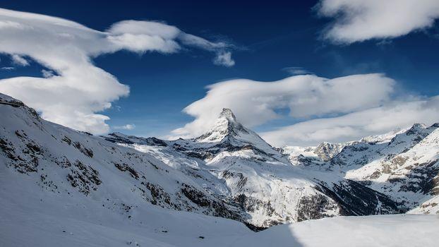 Снежные вершины (4К, 30 шт)