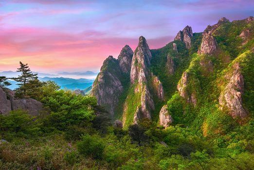 Яркие пейзажи (2К, 30 шт)