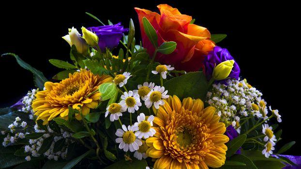 new Красивые букеты цветов 2