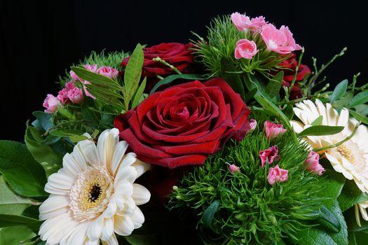 new Красивые букеты цветов