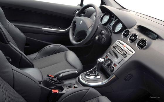 Peugeot, 308, авто, машины, автомобили