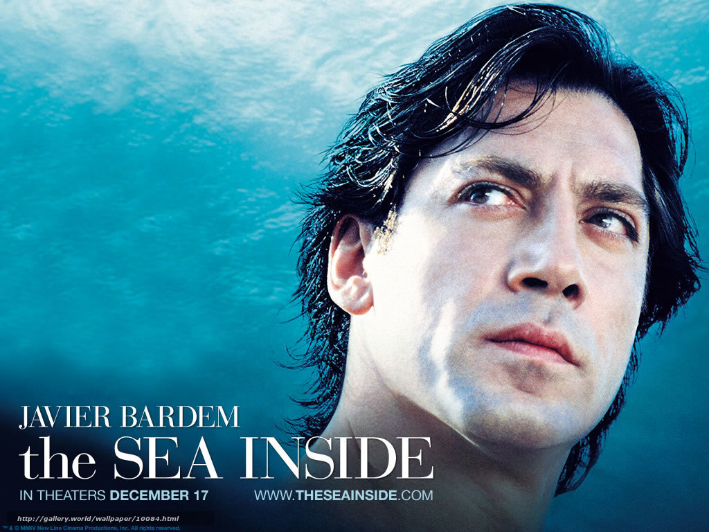 the sea inside The sea inside blu-ray (2004): starring javier bardem, belén rueda and lola dueñas life story of spaniard ramón sampedro, who fought a 30-year campaign to win the right to end his life with dignity.