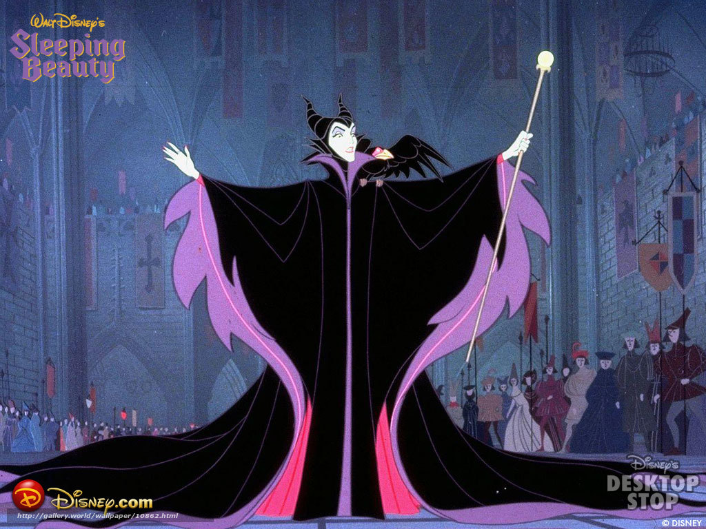 sleeping beauty differences between two