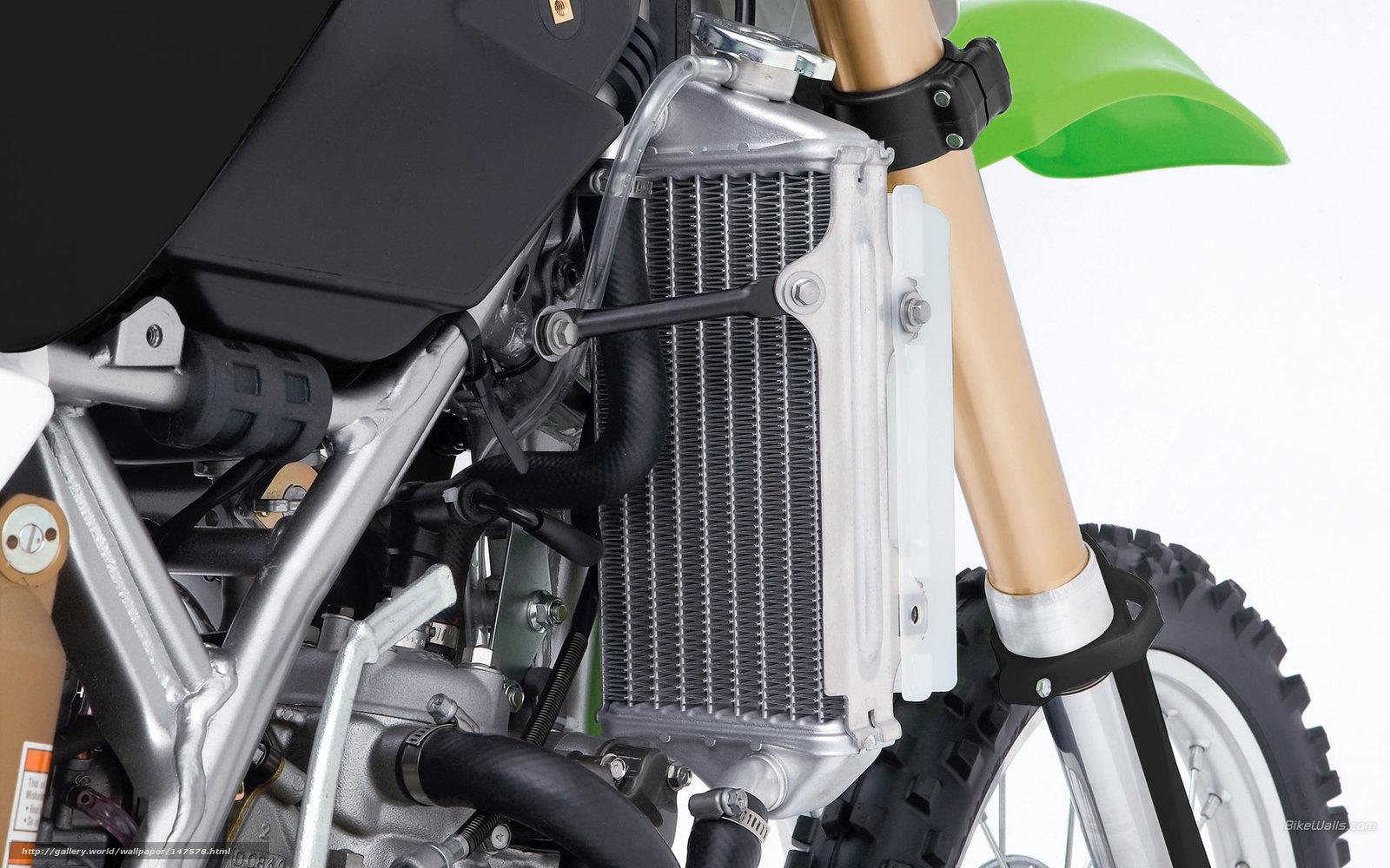 Защита радиатора на мотоцикл своими руками