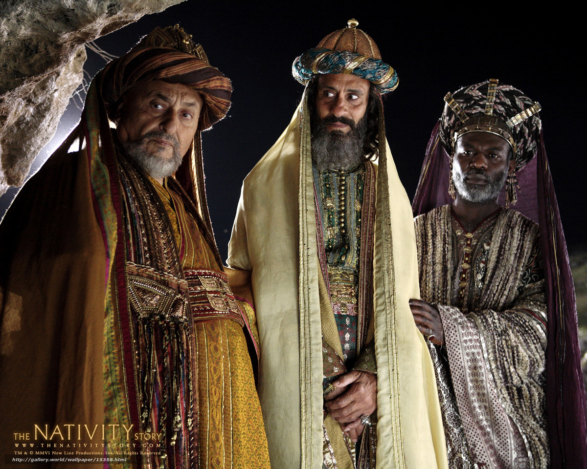 The three wise man movie