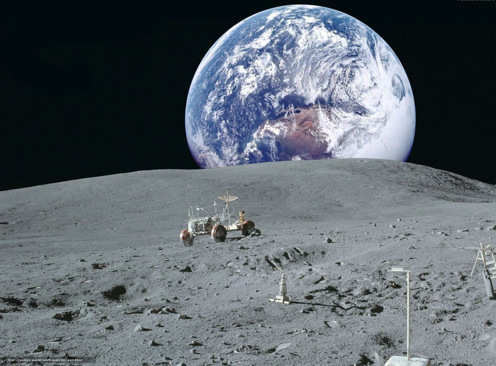 the true purpose of the apollo lunar program and its effects on humanity