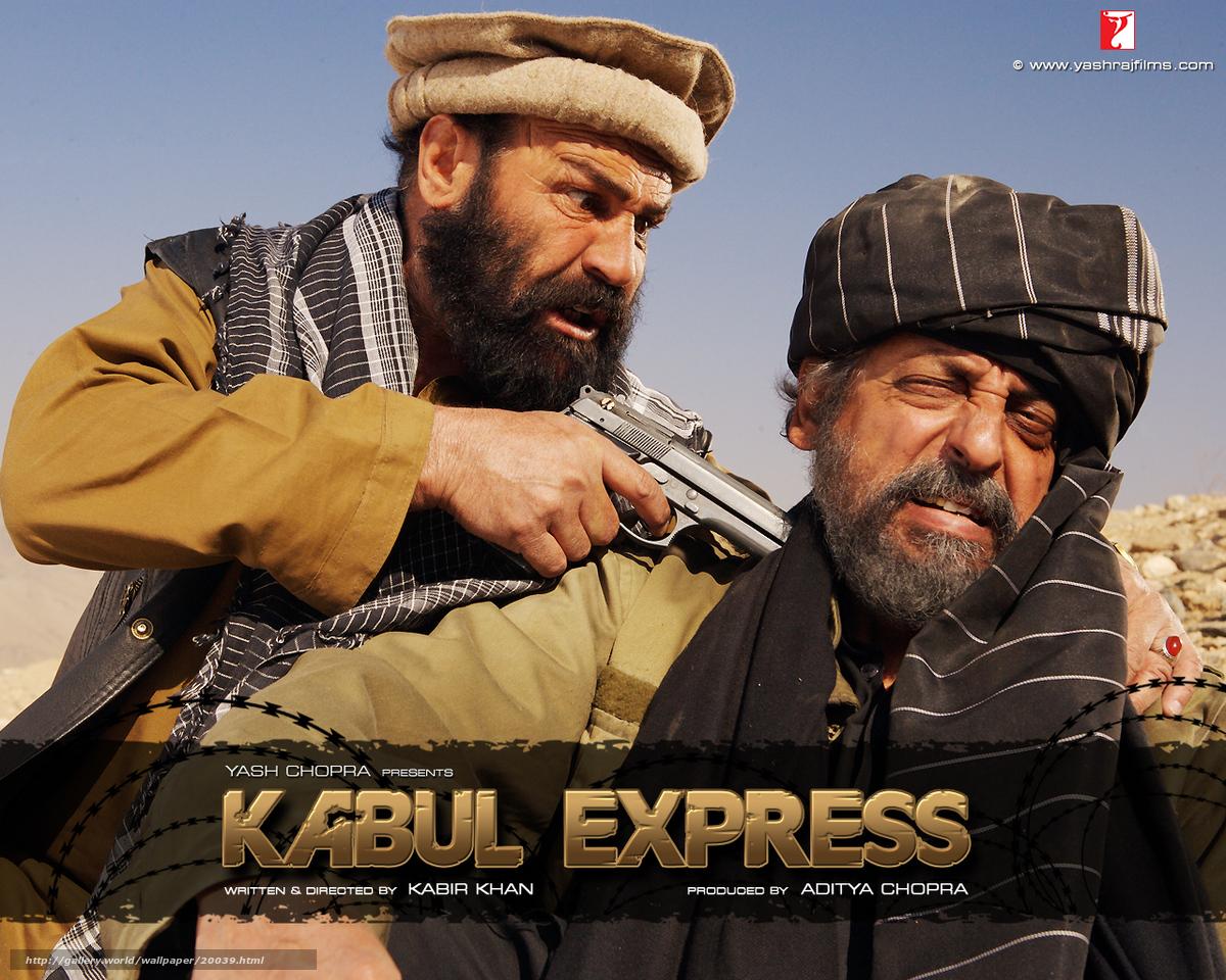 Кабульский экспресс 2006 - смотреть индийский фильм