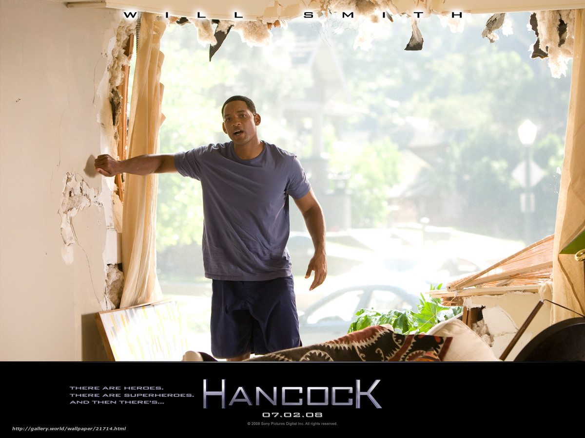 Hancock was here movie