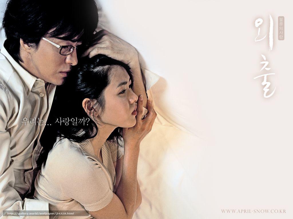 April download korean movie snow