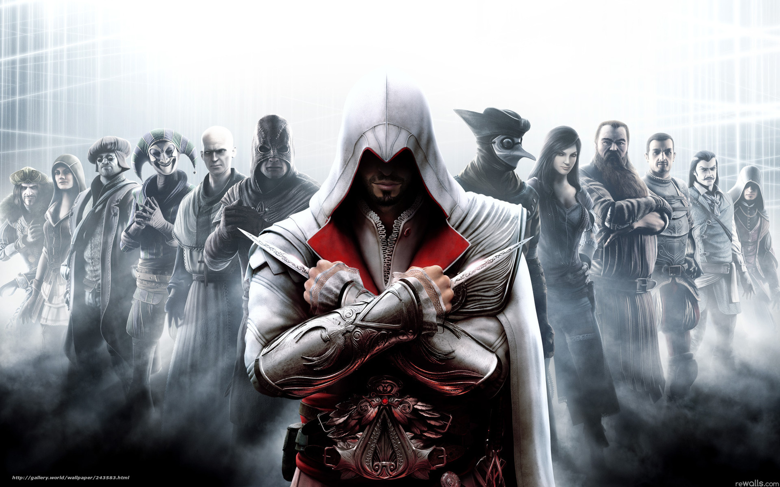 assassins creed, brotherhood, ассассин