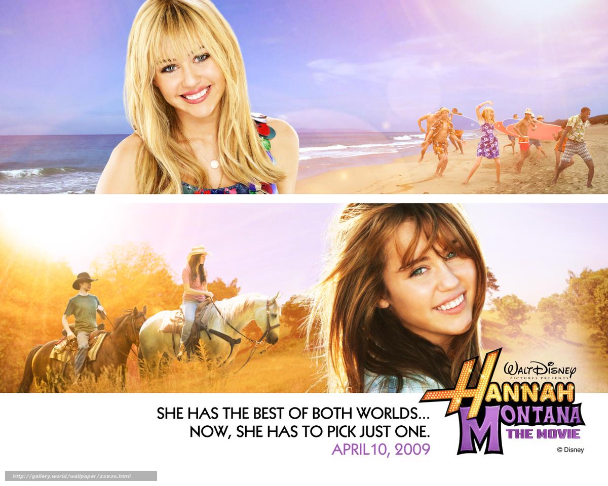 Ханна монтана кино 2009