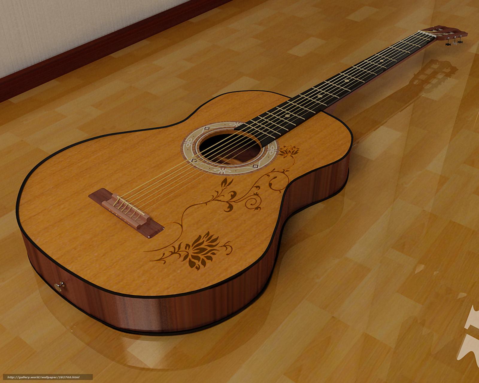 Технология изготовления акустических гитар 14