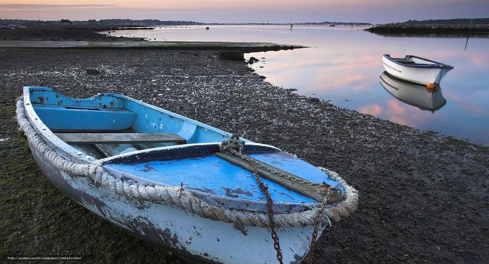 красивые лодки фото