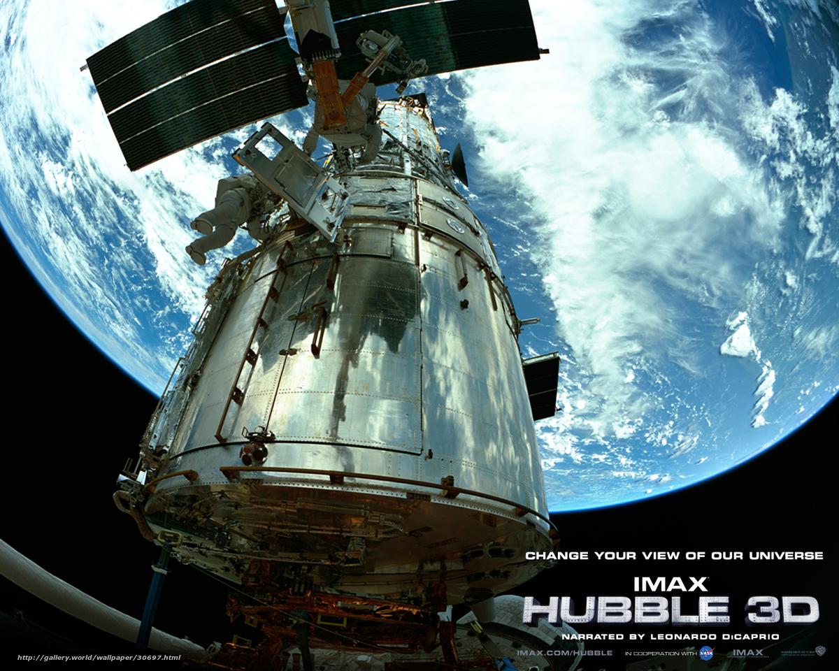 Imaxтелескоп хаббл в 3d  hubble 3d 2010 bdrip1080p