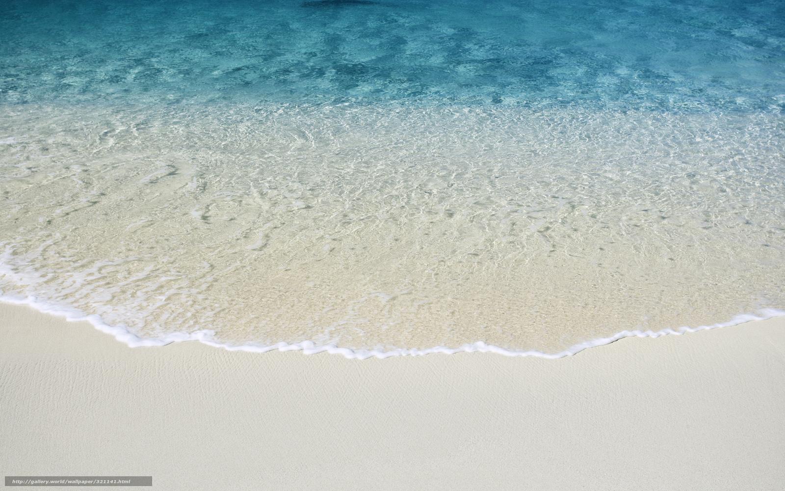 обои на рабочий стол вода песок № 648995 без смс