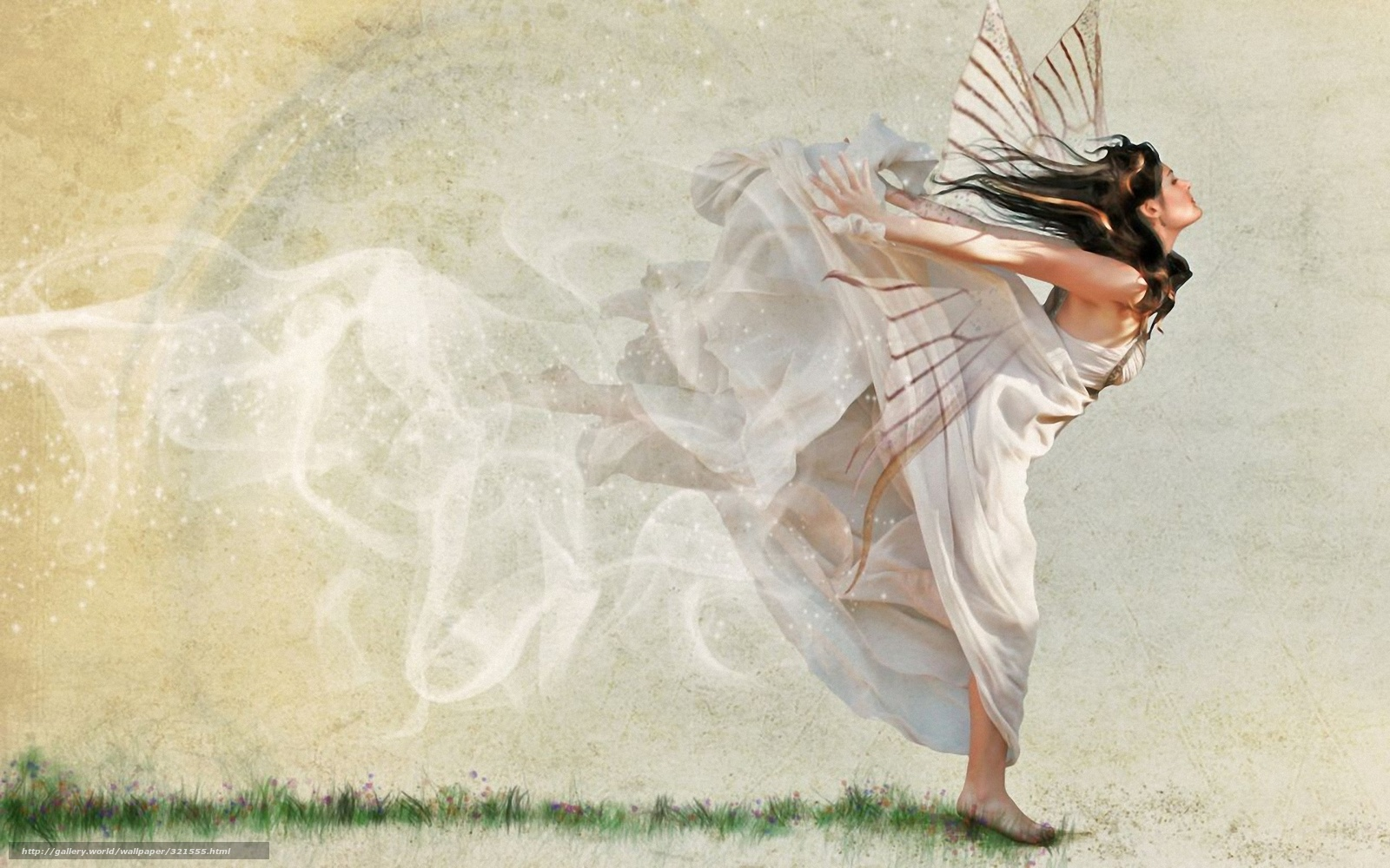 Сон идти навстречу ветру