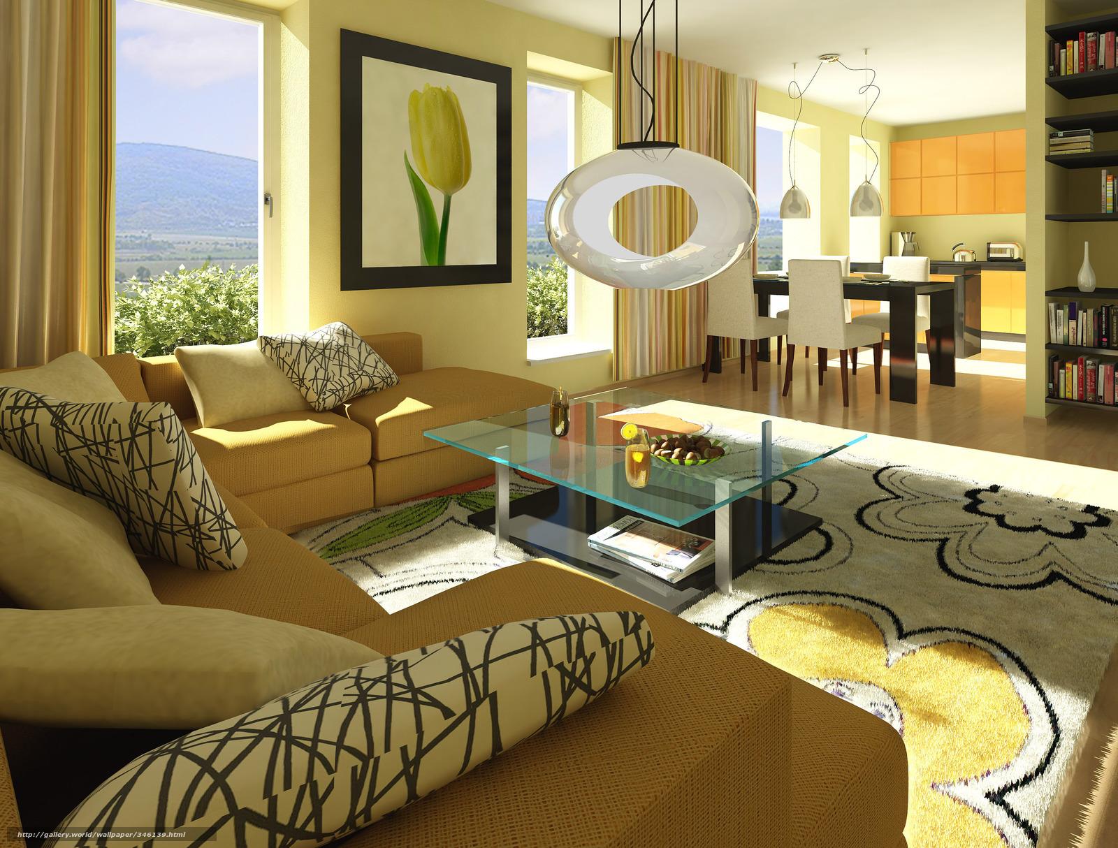 Смотреть дизайн гостиных