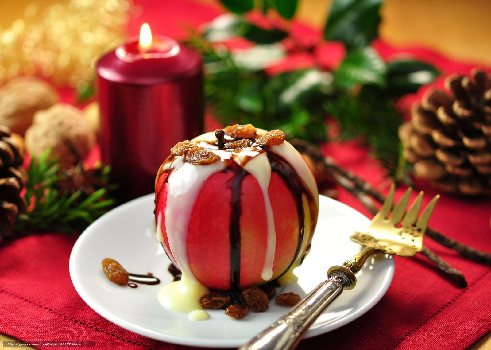 Что подать на десерт в новый год