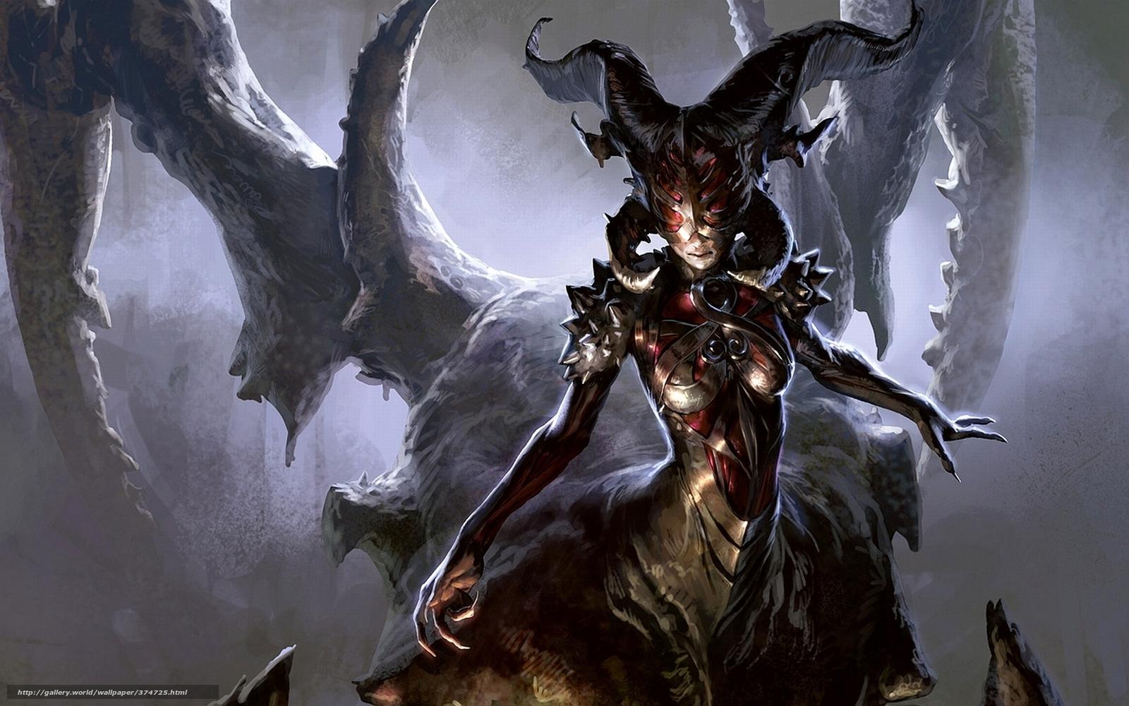 Demon female monsters erotica galleries