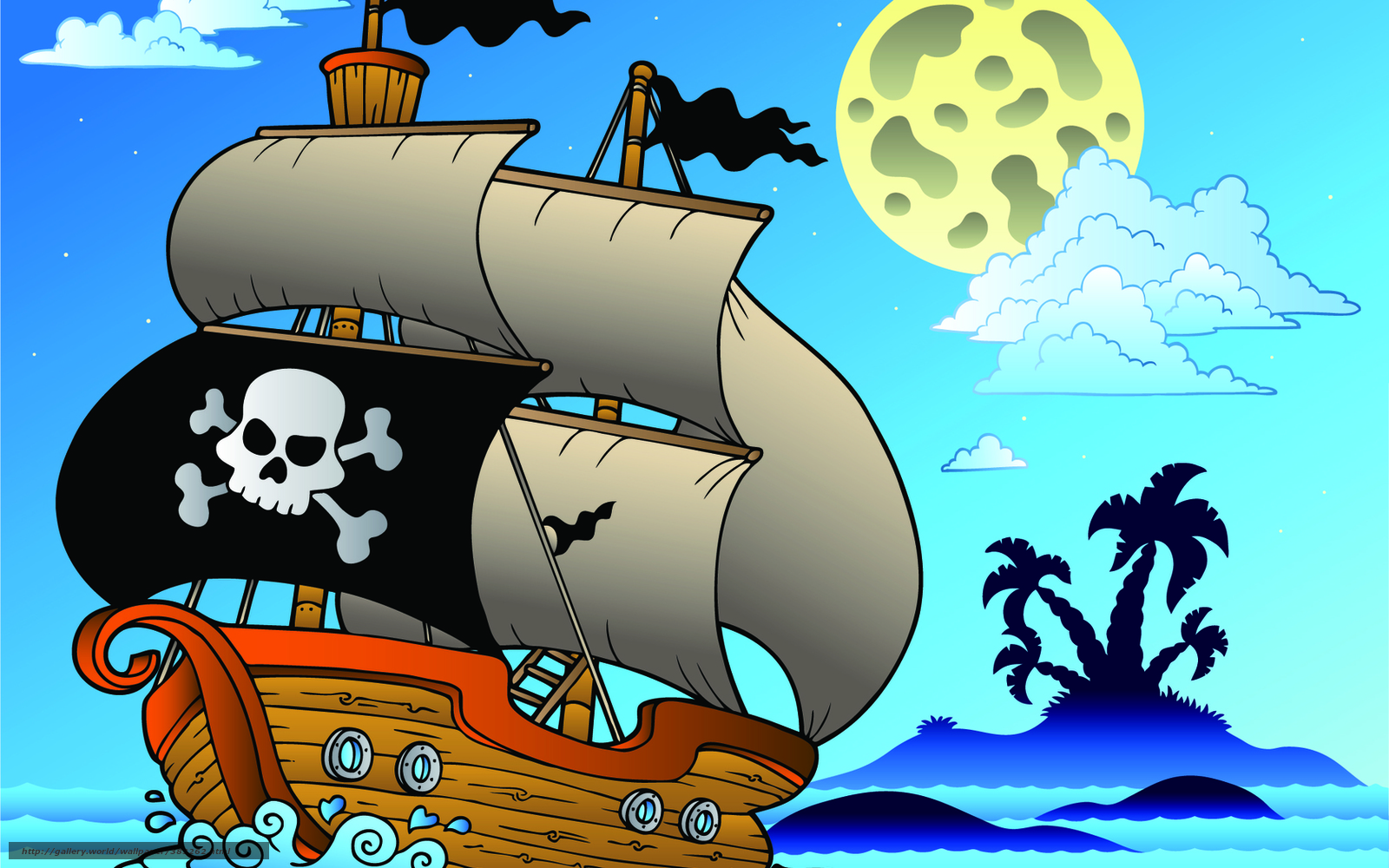 Pirate Background Stock Images RoyaltyFree Images
