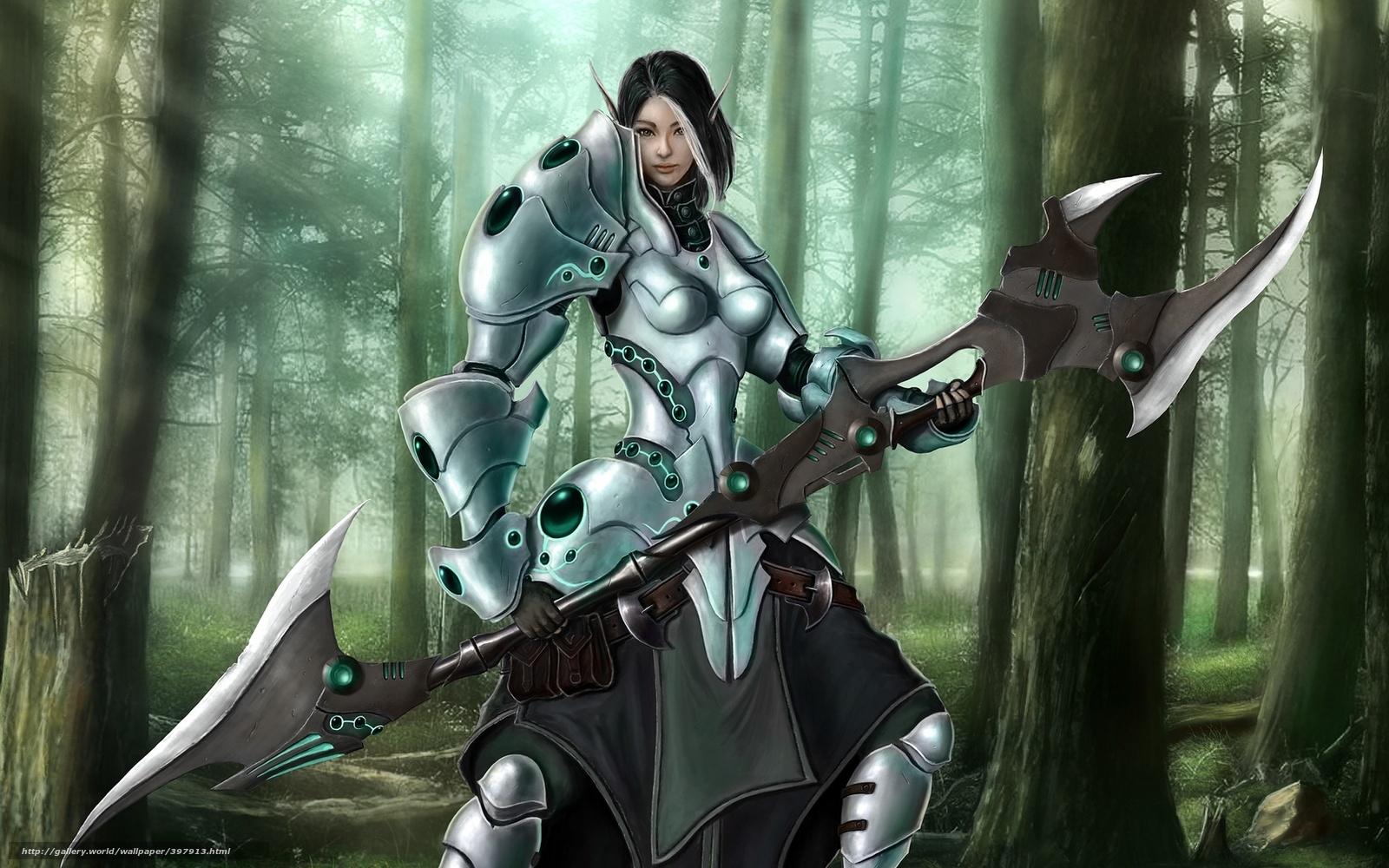 Anime elf female warrior images hentai submissive models