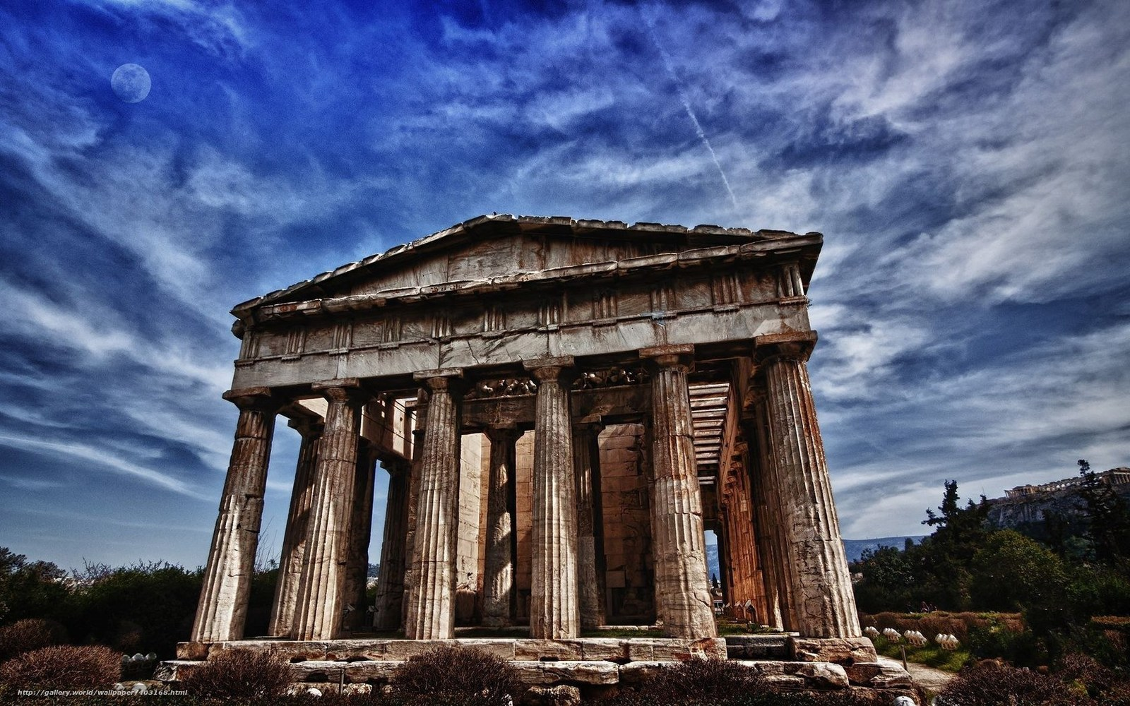 the history of greek architecture Wwwcodedu.