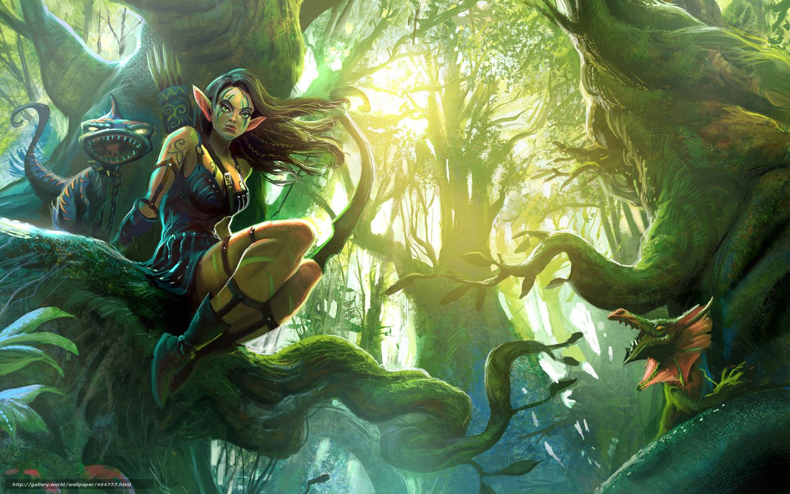 Monster elf naked teens
