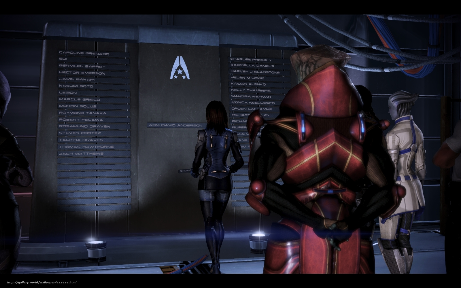 Mass effect ashley nackt nude picture