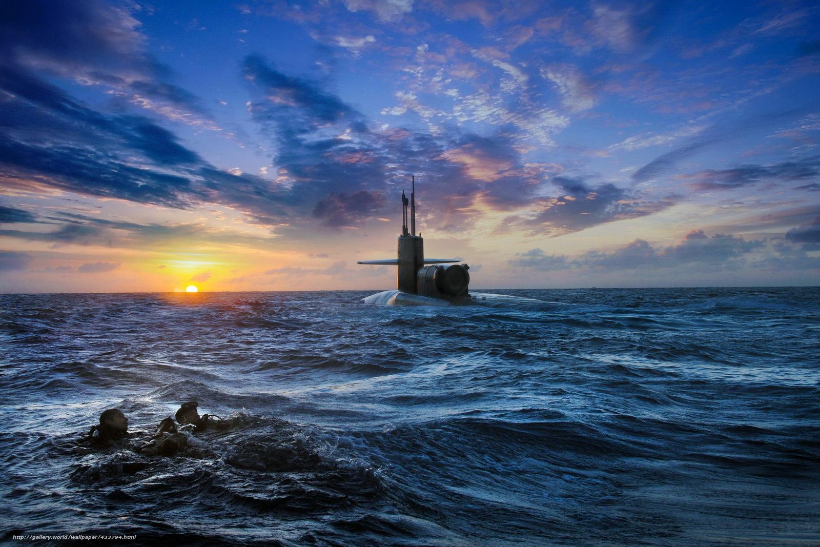 атомные подводные лодки тихоокеанский флот