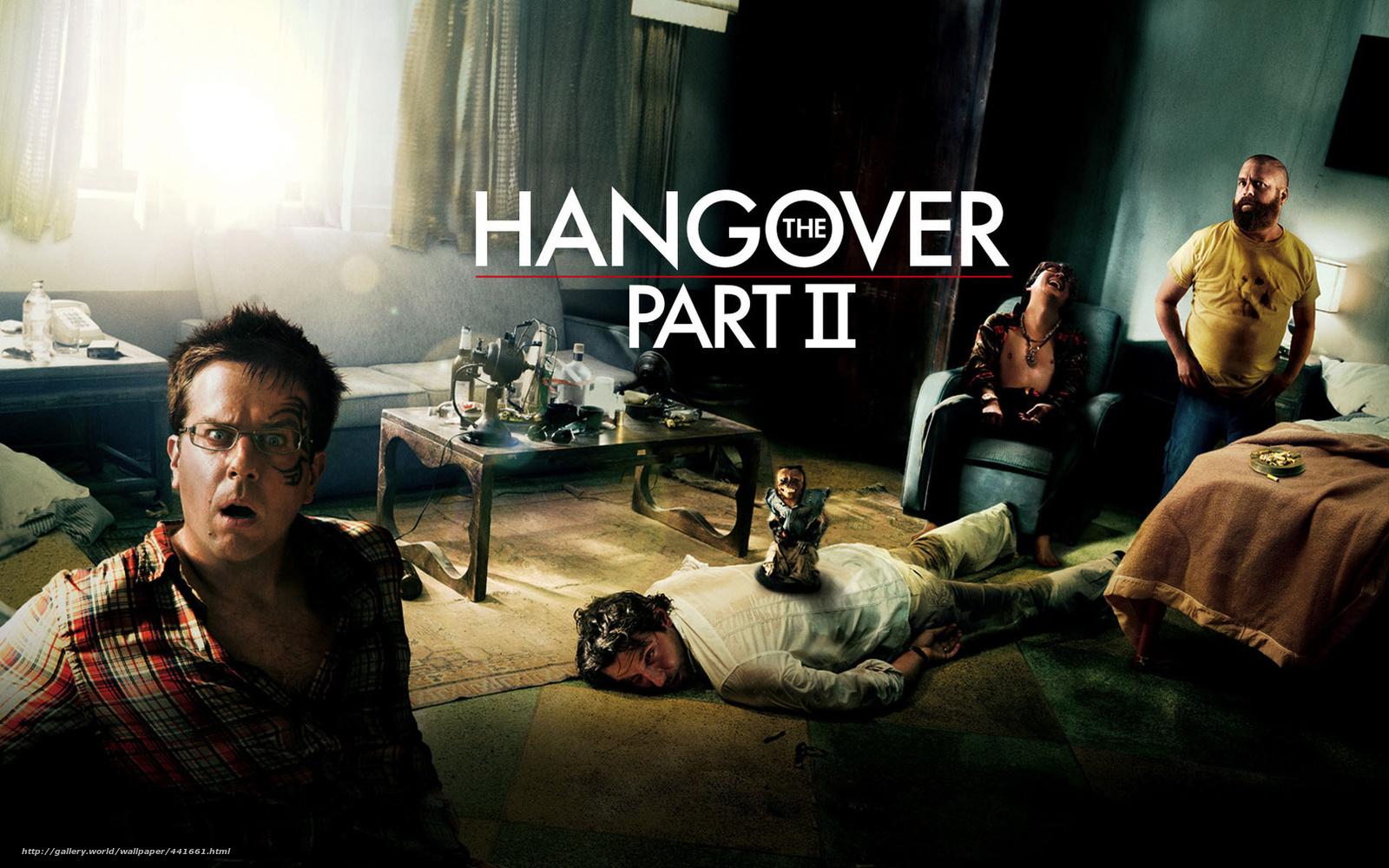 the hangover 2 from vegas to bangkok