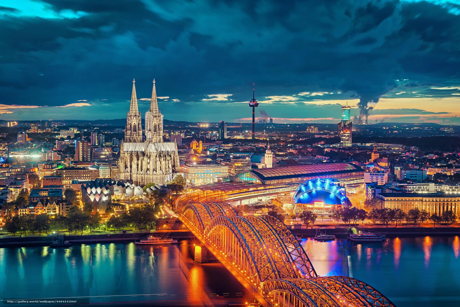 Три немецкие столицы