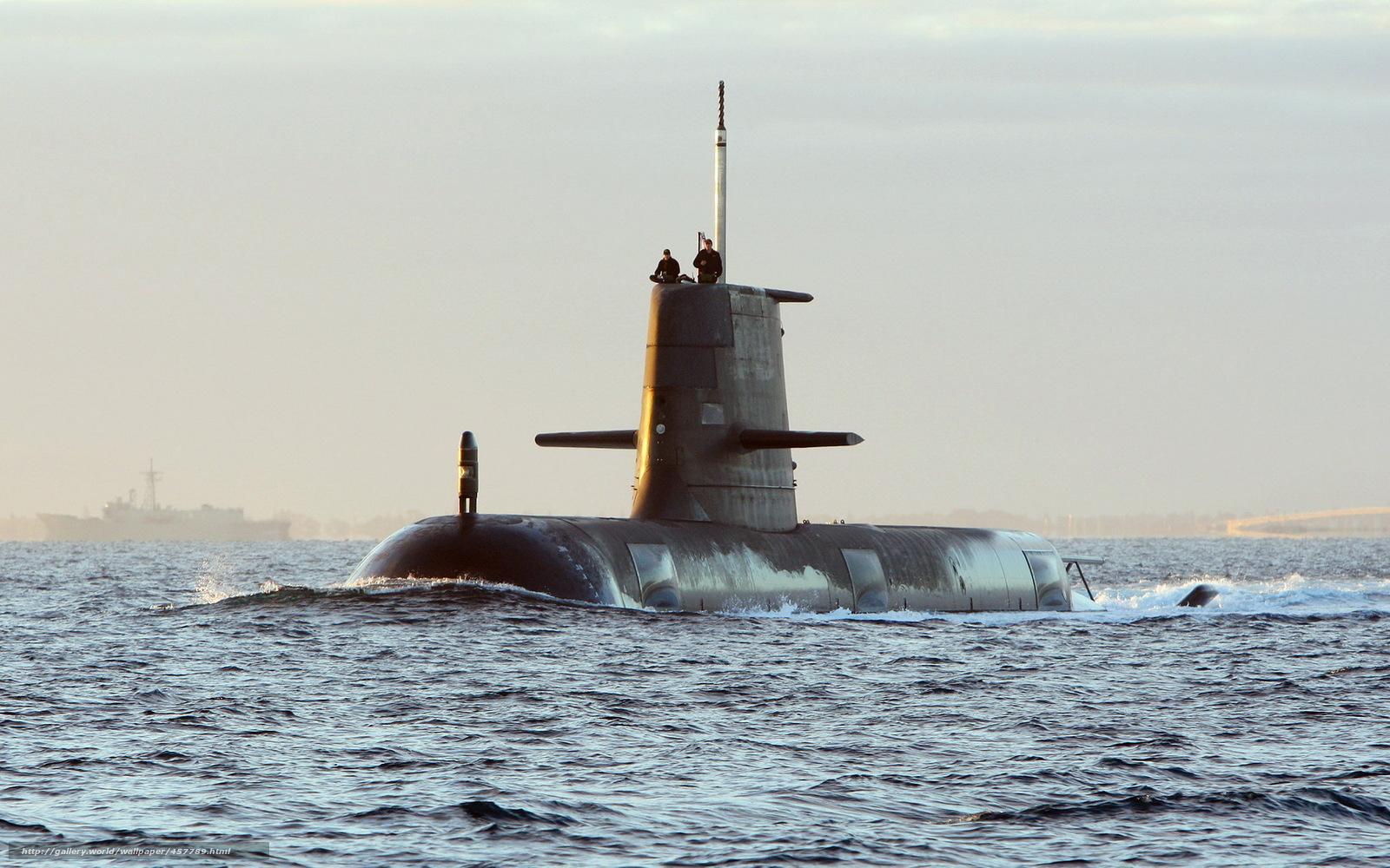 подводные лодки современное оружие