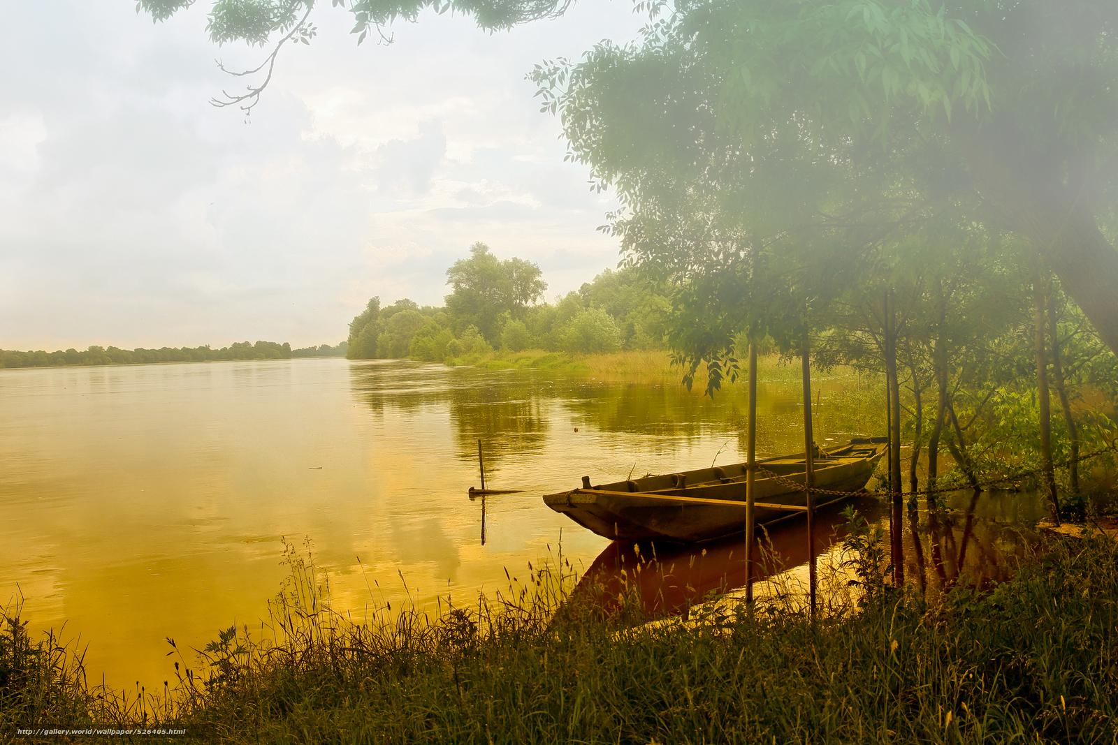 реки озера лодки фото