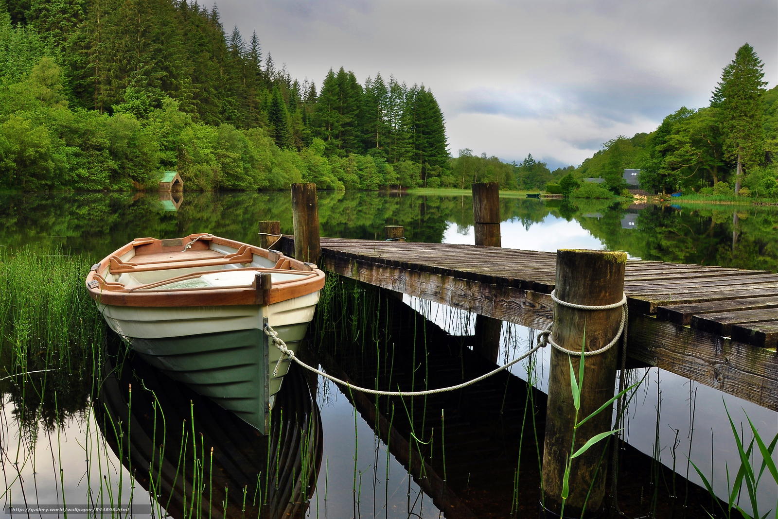 на лодке по большой воде фото