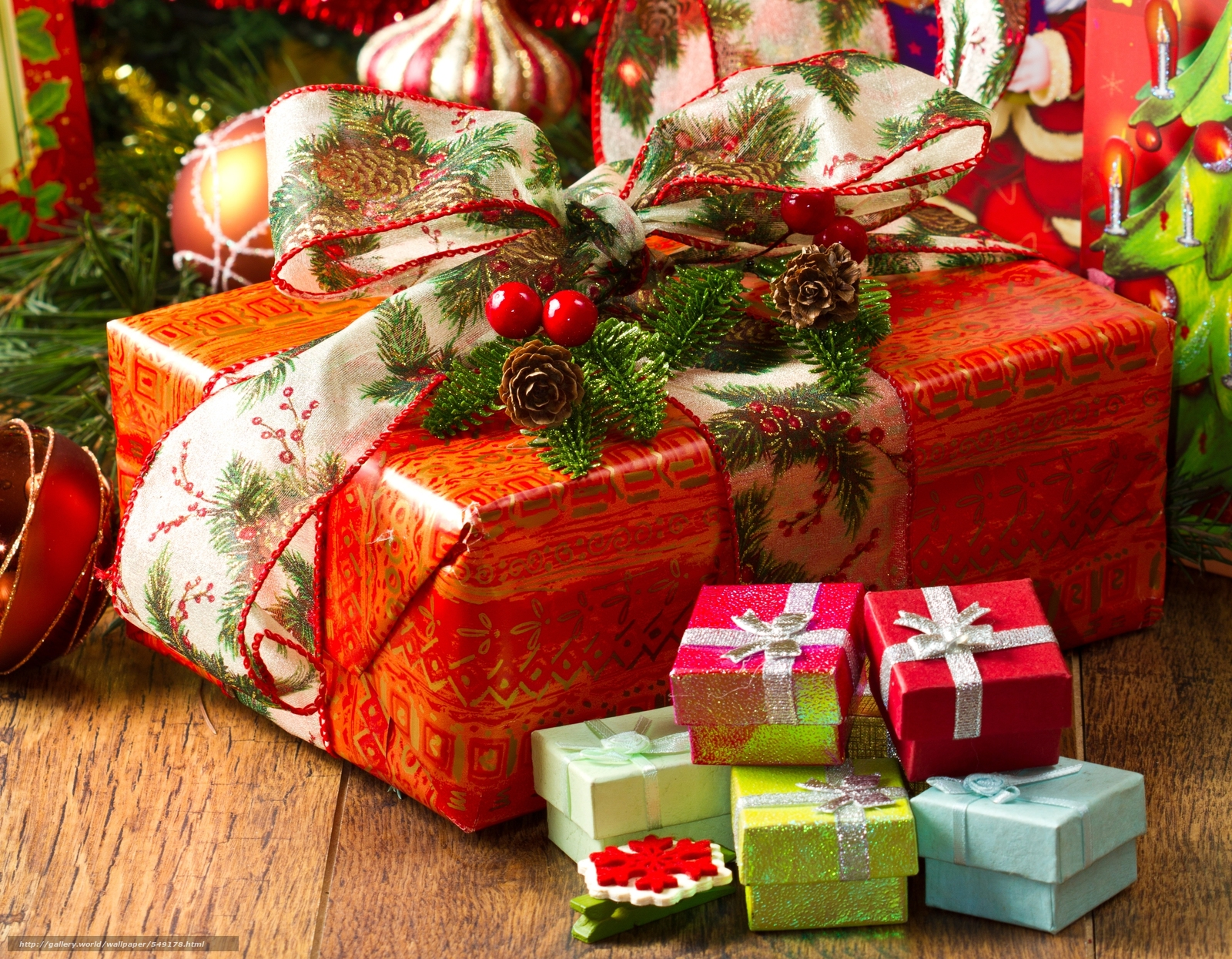 Подарки на новый год своими руками картинки