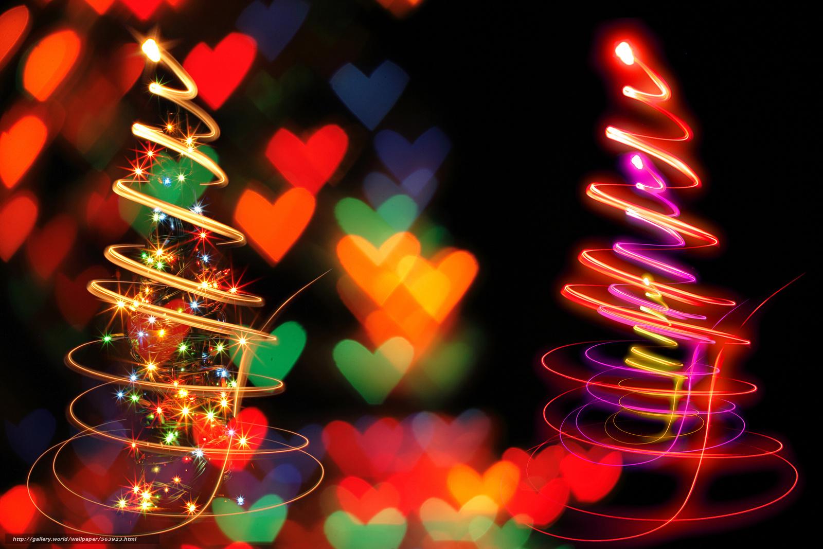 мерцающие и мигающие новогодние картинки на телефон красивая мишура серпантин