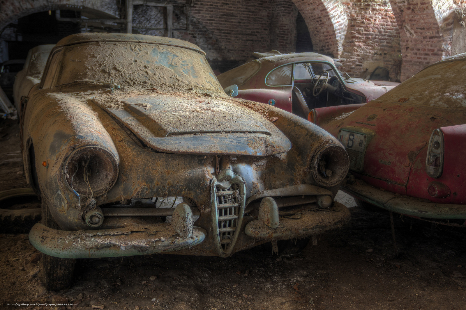 Реставрация авто видео