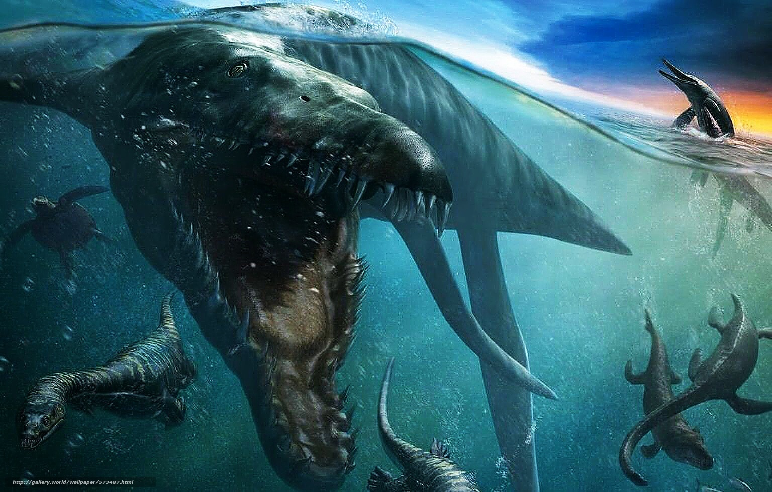 Megalodon maya movie german