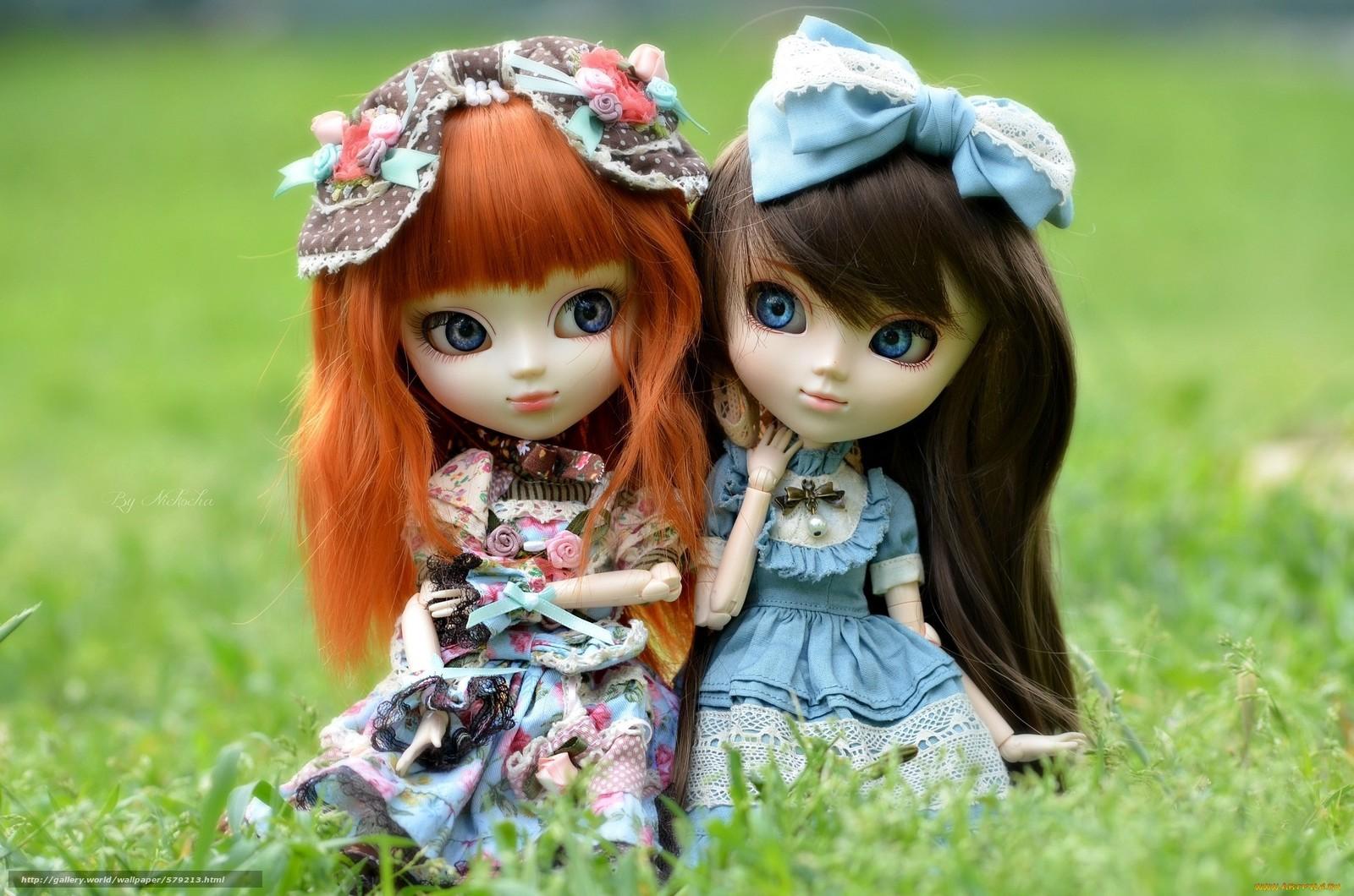 видео девушки куколки