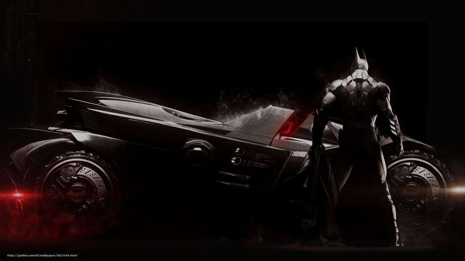 布鲁斯·韦恩, 蝙蝠侠:阿卡姆骑士,