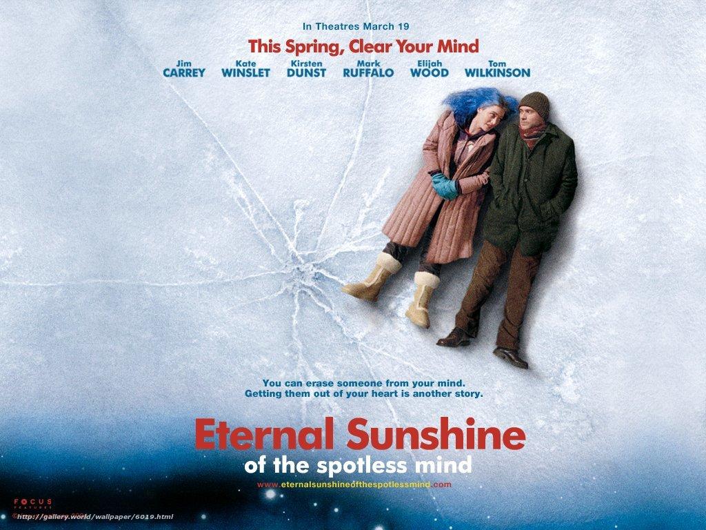 eternal sunshine of a spotless mind