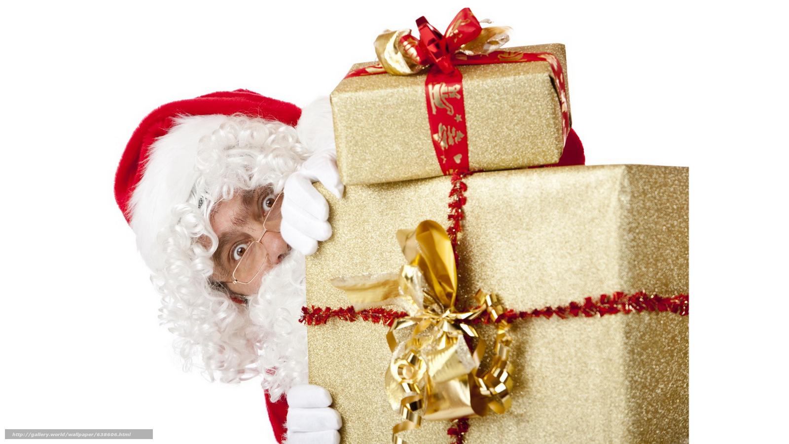 100 к 1 - Что делает дед мороз, после того как разнесёт подарки? 77