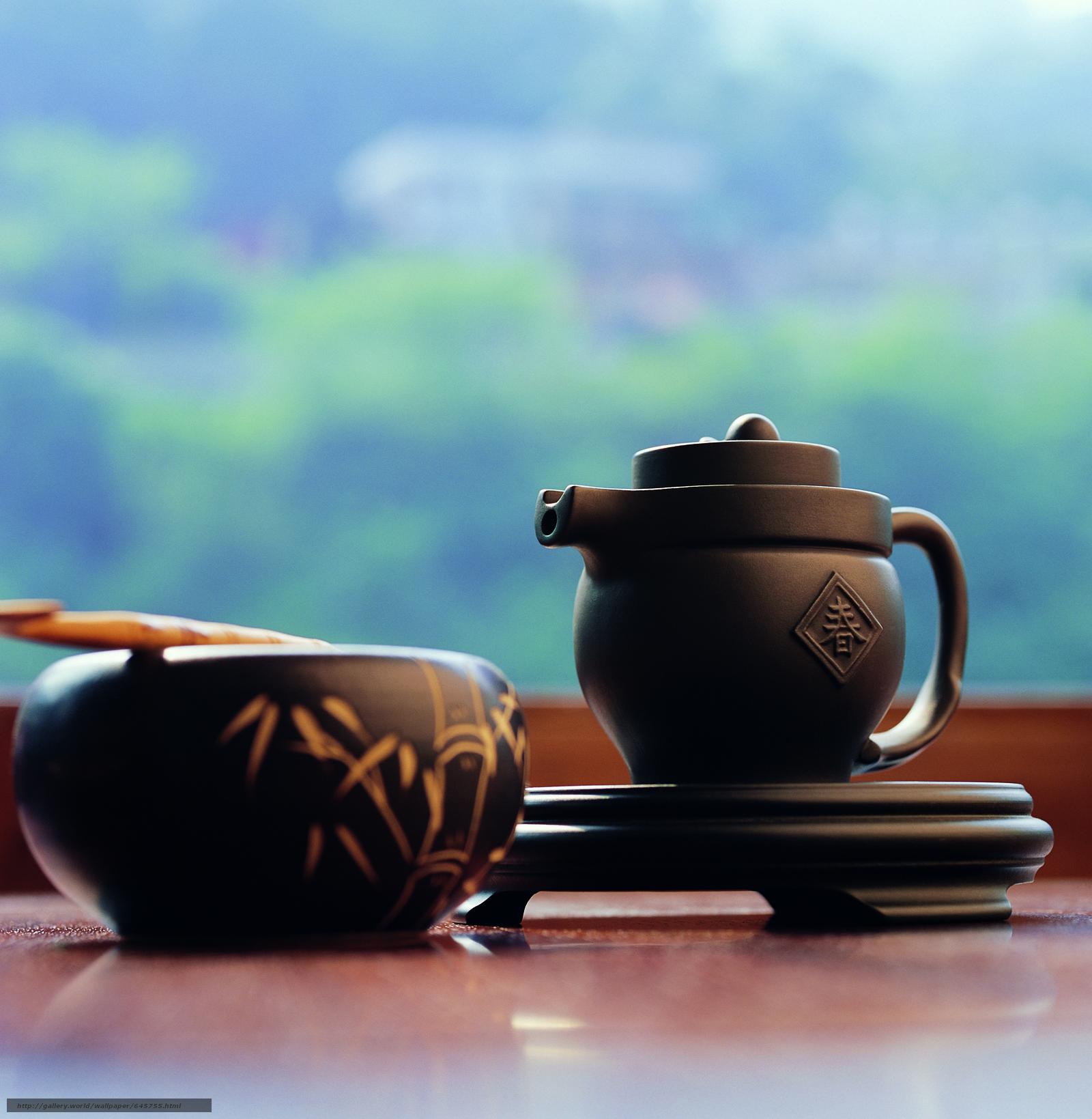Цитаты про чай на китайском