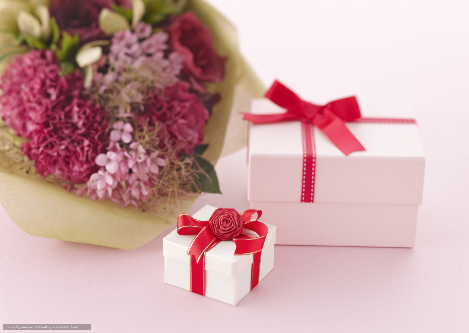 Как выглядят подарки на день рождения