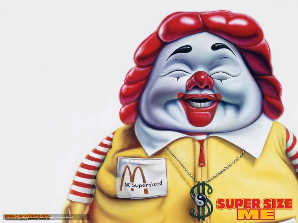 food inc vs super size me Supersize vs superskinny said meaning that the programme caused them emotional distress relating to their own struggles with food and and that any size.