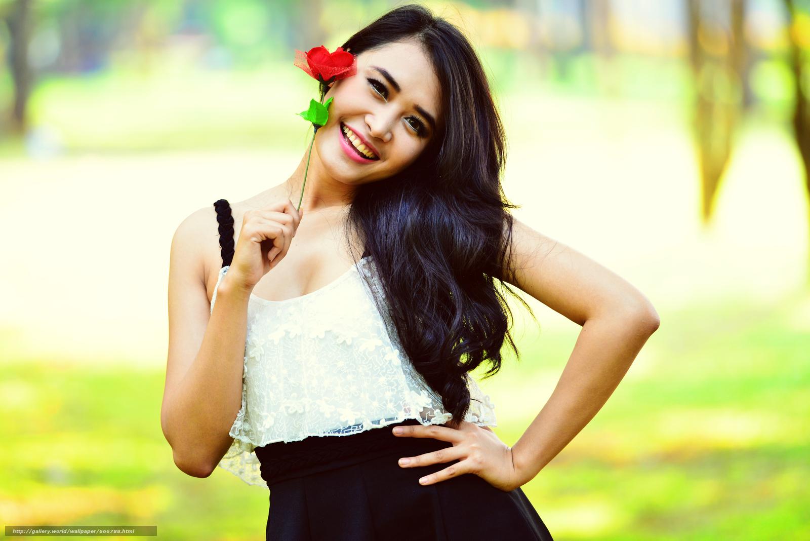 Фото красавиц азиаток
