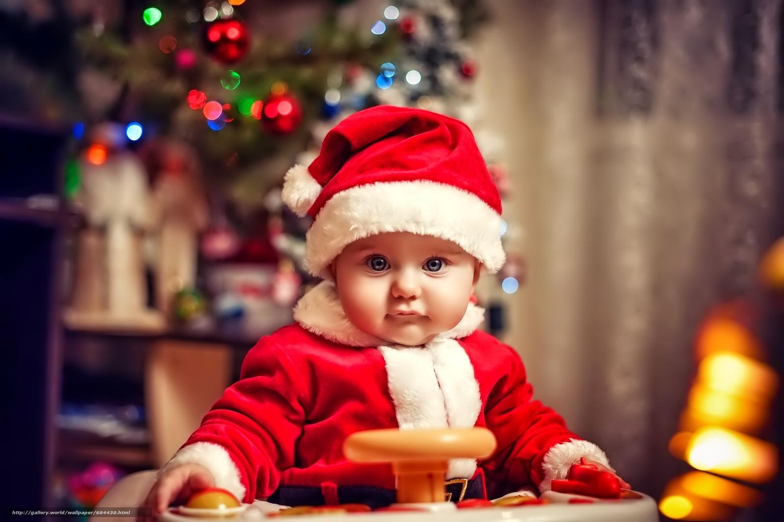 Детский взгляд на новый год
